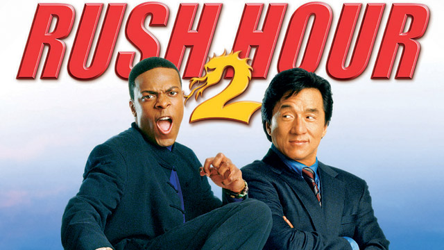 Jackie Chan And Chris Tucker Rush Hour 2 Image